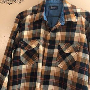 Guys button up shirt